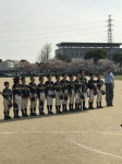 春季大会 優勝!!
